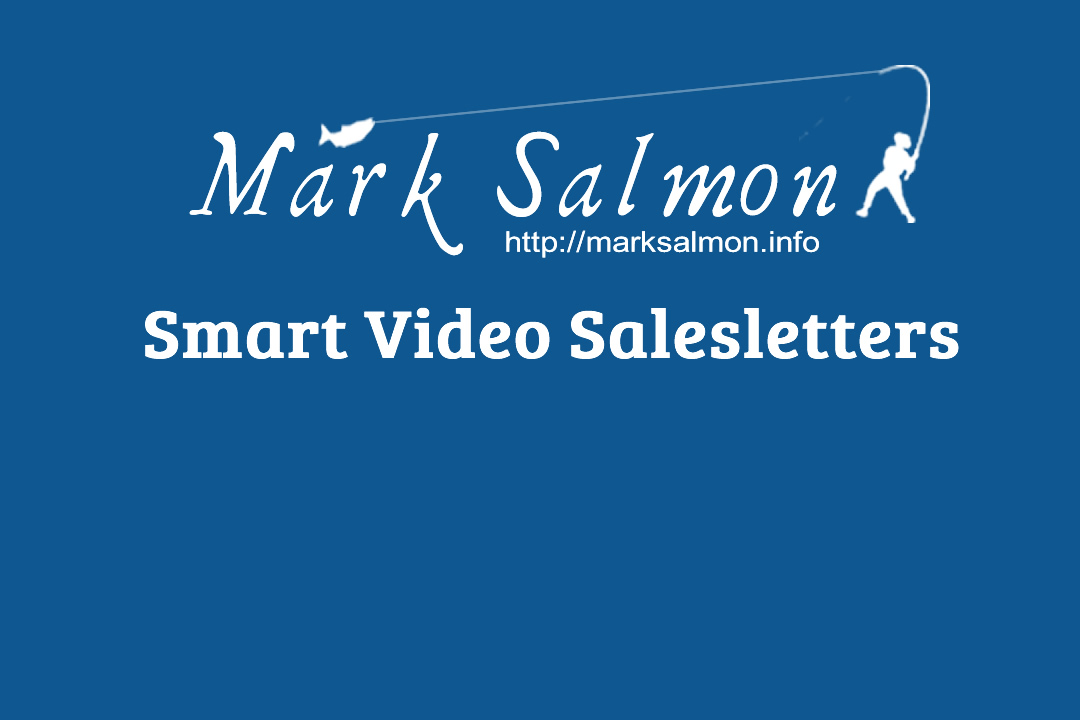 Smart Video Sales Letters Offer Mark Salmon Info
